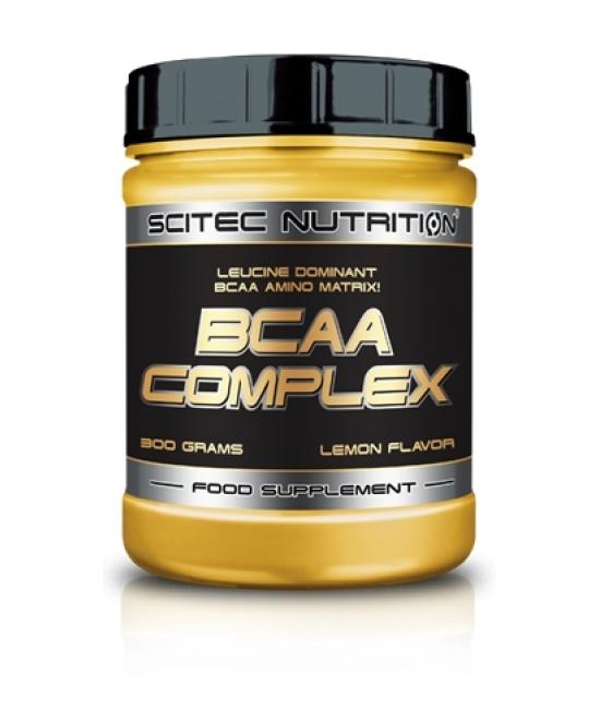 Аминокислотный комплекс ВСАА Scitec Nutrition BCAA Complex 300 g