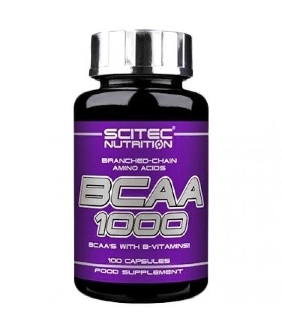 Аминокислотный комплекс ВСАА Optimum Nutrition BCAA 1000 Caps 200 caps