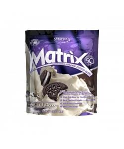 Протеин многокомпонентный Syntrax Matrix 5.0 2270 g купить в Минске