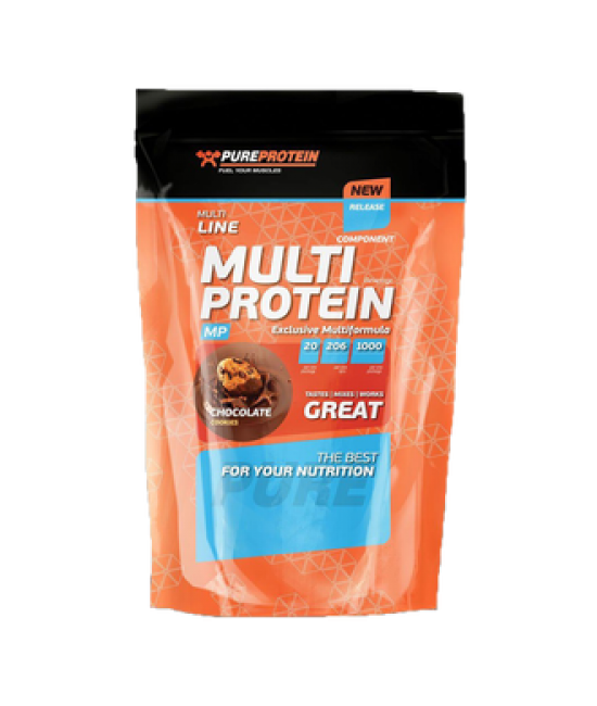 Протеин PUREPROTEIN Soy Protein 1000 g