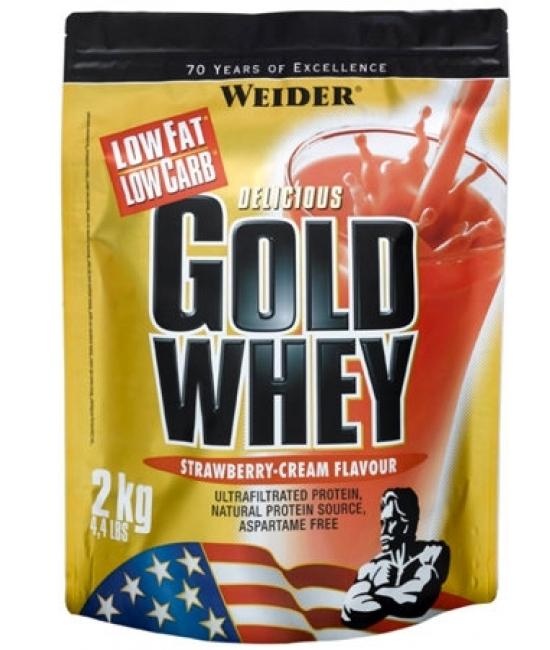 Протеин сывороточный Weider Gold Whey 2000 g