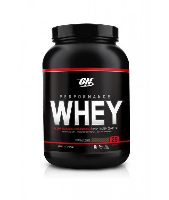 Протеин сывороточный Optimum Nutrition Performance Whey 950 g (25 serv)