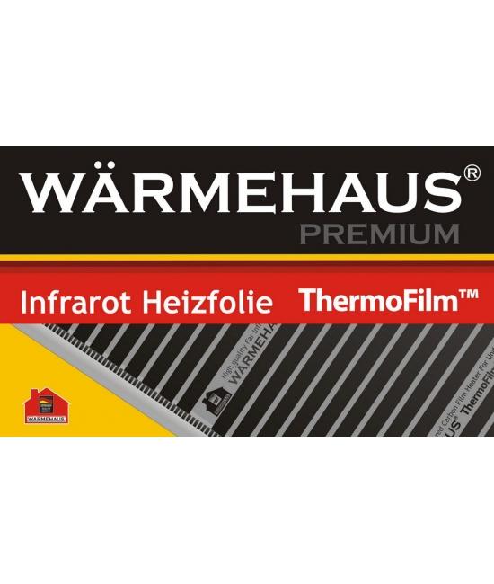 Инфракрасная пленка Warmehaus Infrared Film EcoPower 220W 8 кв.м 1760 Вт