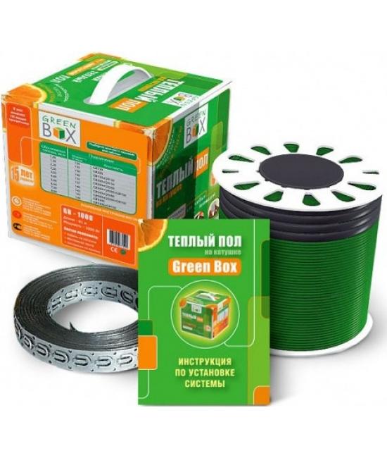 Нагревательный кабель Теплолюкс GREEN BOX 60 м 850 Вт