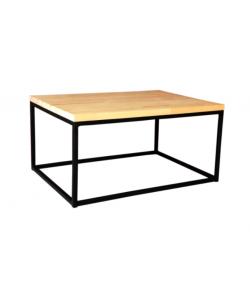 Журнальный столик в стиле лофт Type