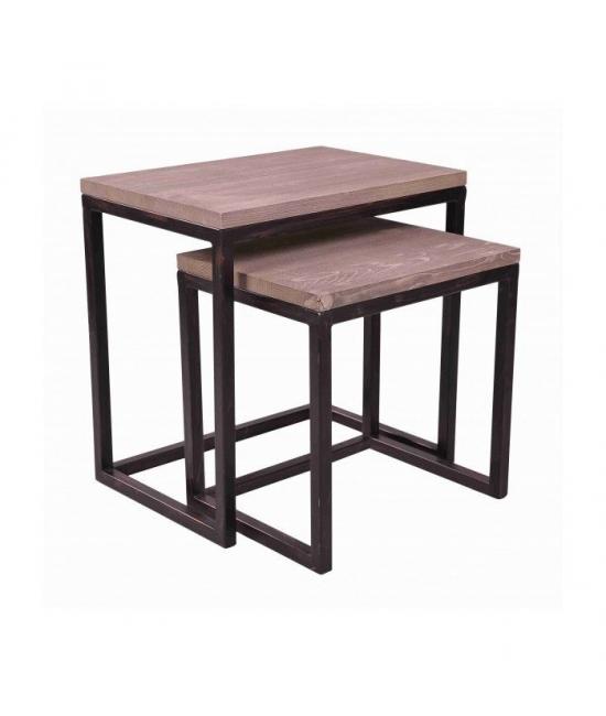 Журнальный столик (2 шт) Industrial