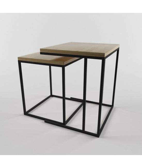 Комплект придиванных столиков lulustore Patmos
